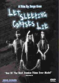 Let Sleeping Corpses Lie - (Region 1 Import DVD)