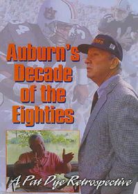 Auburn's Decade of the Eighties - (Region 1 Import DVD)