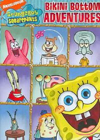 Spongebob Squarepants - Bikini Bottom Adventures - (Region 1 Import DVD)