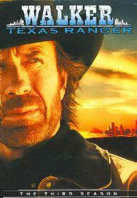 Walker Texas Ranger:Third Season - (Region 1 Import DVD)