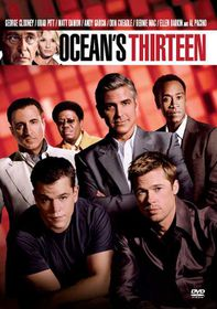 Ocean's Thirteen (2007) (DVD)
