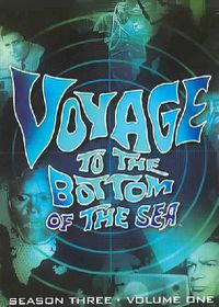 Voyage to the Bottom of the Sea - Season 3: Vol. 1 - (Region 1 Import DVD)