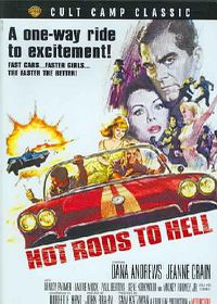 Hot Rods to Hell - (Region 1 Import DVD)
