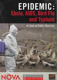 Epidemic - Ebola, AIDS, Bird Flu, and Typhoid - (Region 1 Import DVD)