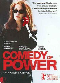 Comedy of Power - (Region 1 Import DVD)