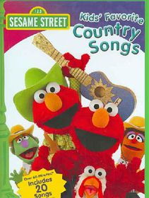Kids Favorite Country Songs - (Region 1 Import DVD)