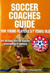 Soccer Coaches Guide 5-7 Years - (Import DVD)