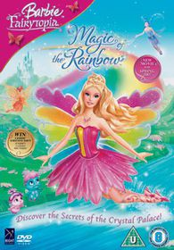 Barbie: Magic of the Rainbow - (Import DVD)