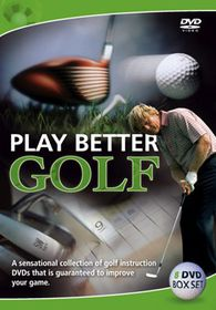 Play Better Golf (8 DVD Boxset)