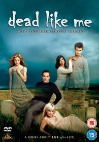 Dead Like Me-Series 2 (Import DVD)