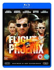 Flight of the Phoenix - (Import Blu-ray Disc)