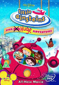 Little Einsteins - Big Huge Adventure - (Import DVD)