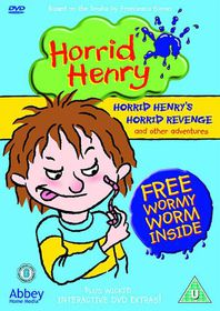 Horrid Henry - (Import DVD)
