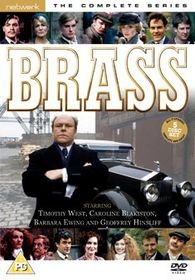 Brass-the Complete Series - (Import DVD)