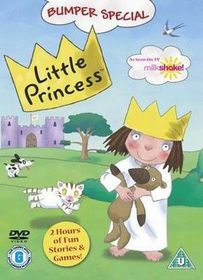 My Little Princess Vol.1 - (Import DVD)
