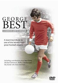 George Best-Genius/Legend - (Import DVD)