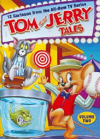 Tom and Jerry:Tales Vol 2 - (Region 1 Import DVD)