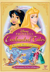 Disney Princess: Enchanted Tales: Follow Your Dreams - (DVD)