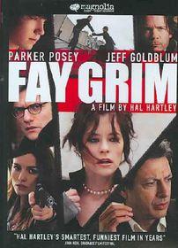 Fay Grim - (Region 1 Import DVD)