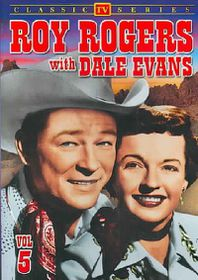 Roy Rogers with Dale Evans Vol 5 - (Region 1 Import DVD)