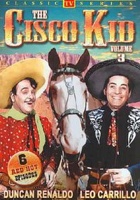 Cisco Kid Vol 3 - (Region 1 Import DVD)