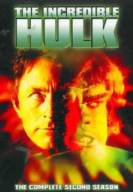 Incredible Hulk: The Complete Second Season - (Region 1 Import DVD)