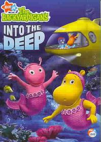 Backyardigans:into the Deep - (Region 1 Import DVD)