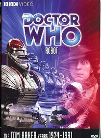 Doctor Who:Ep 75 Robot - (Region 1 Import DVD)