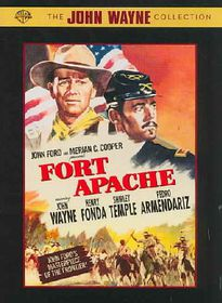Fort Apache - (Region 1 Import DVD)