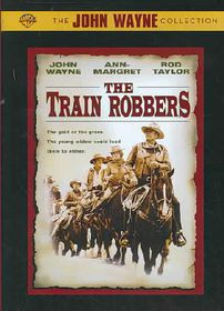 Train Robbers - (Region 1 Import DVD)