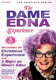 Dame Edna Experience - (Import DVD)