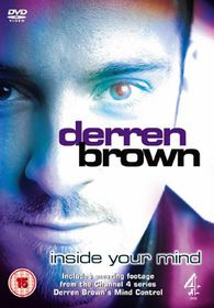 Derren Brown-Inside Your Mind - (Import DVD)