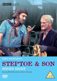 Steptoe & Son-Series 8 - (Import DVD)