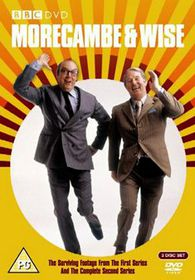Morecambe & Wise-Series 1 & 2 - (Import DVD)