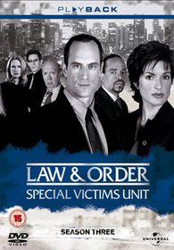 Law & Order-Special Vict.Ser.3 - (Import DVD)