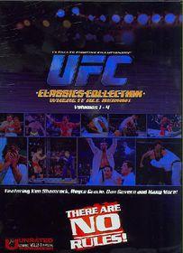 Ufc Classics Boxset (Volume 1 - 4) - (Region 1 Import DVD)