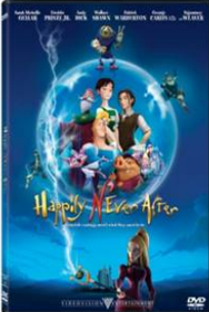 Happily N'Ever After (2007) - (DVD)