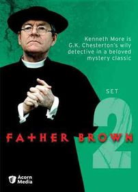 Father Brown Set 2 - (Region 1 Import DVD)