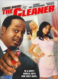 Code Name:Cleaner - (Region 1 Import DVD)