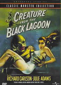 Creature from the Black Lagoon - (Region 1 Import DVD)