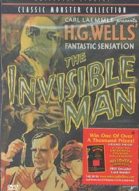 Invisible Man - (Region 1 Import DVD)
