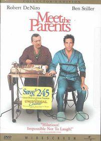 Meet the Parents - (Region 1 Import DVD)
