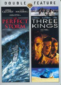 Perfect Storm/Three Kings - (Region 1 Import DVD)
