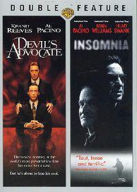 Devil's Advocate/Insomnia - (Region 1 Import DVD)