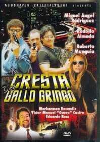 La Cresta Del Gallo Gringo - (Region 1 Import DVD)