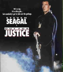Out for Justice - (Region A Import Blu-ray Disc)