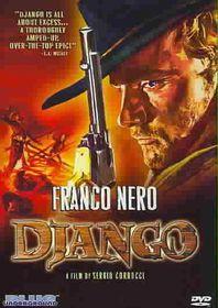 Django - (Region 1 Import DVD)