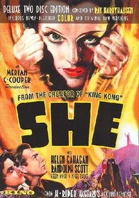 She - (Region 1 Import DVD)