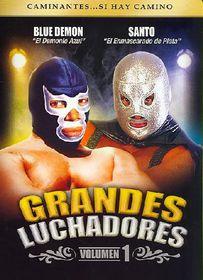 Grandes Luchadores - (Region 1 Import DVD)