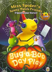 Miss Spider Bug a Boo Day Play - (Region 1 Import DVD)